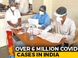 Video : India Covid Tally Crosses 60 Lakh With 82,170 New Cases; 1,039 Deaths