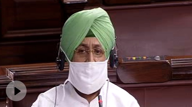 "Video | ""Death Warrant For Farmers"": Congress As Farm Bills Tabled In Rajya Sabha"