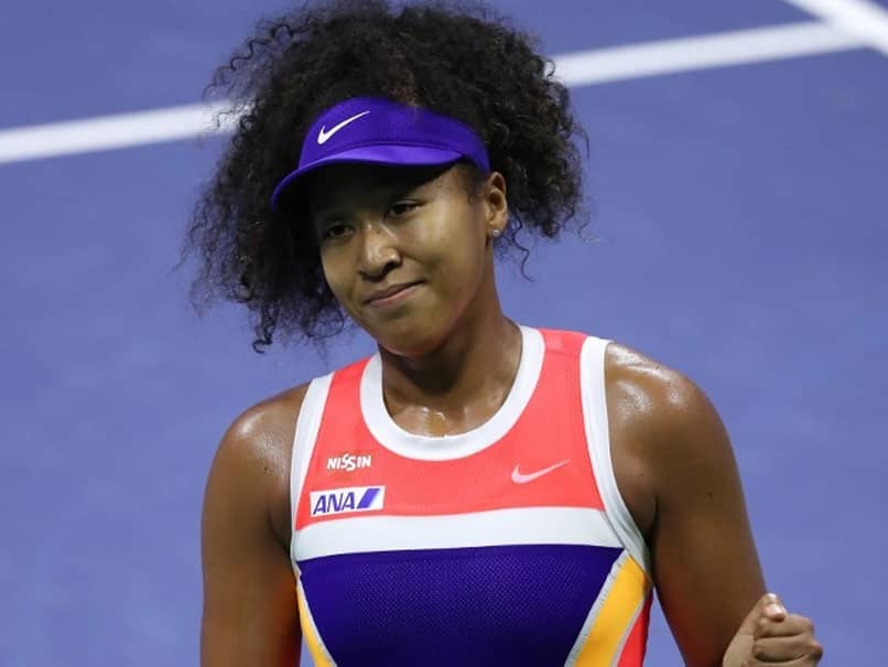 Naomi Osaka Powers Into US Open Quarter-Finals With Straight-Sets Win