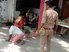 UP: कन्नौज में पुलिसकर्मी ने की दिव्यांग से बदसलूकी, घसीटकर ले गया चौकी; VIDEO वायरल
