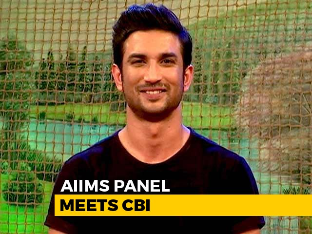 Video : AIIMS Panel Shares Findings With Investigators In Sushant Rajput Case