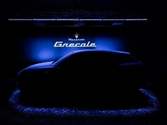 New Maserati Grecale SUV Officially Teased