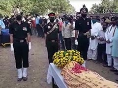 Jaswant Singh Cremated In Jodhpur, Family, Leaders Pay Last Respects