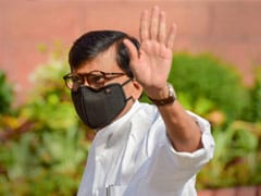 """Palghar Incident Is <i>Adharma</i> But..."": Sanjay Raut On Killing Of Sadhus"