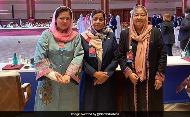 'Taliban Facing New Afghanistan': Women Negotiators Amid Peace Talks
