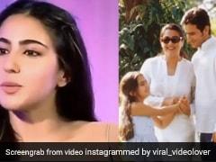Sara Ali Khan को भिखारी समझ लोगों ने दिए थे पैसे, एक्ट्रेस ने खुद सुनाया किस्सा- देखें थ्रोबैक Video