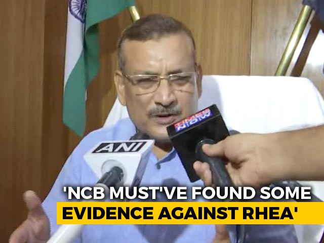 Video: 'Truth Will Certainly Come Out': Bihar Top Cop On Rhea Chakraborty's Arrest