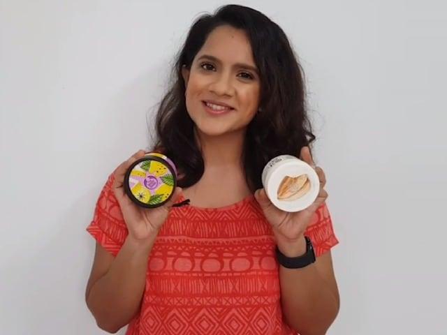 Video : Skincare Review- The Body Shop Body Yogurts
