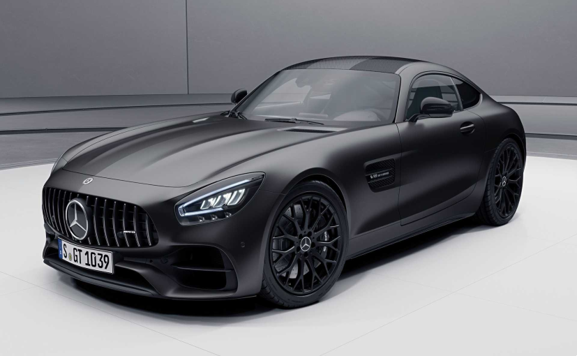 The 2021 Mercedes-AMG is more powerful than before.