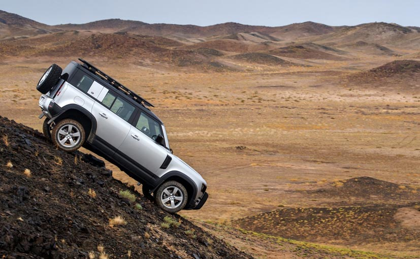 Bookings are already open for the new-generation Land Rover Defender in India