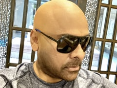 Chiranjeevi Shares Pic Of His New Look. Ram Charan's Reaction Is Priceless