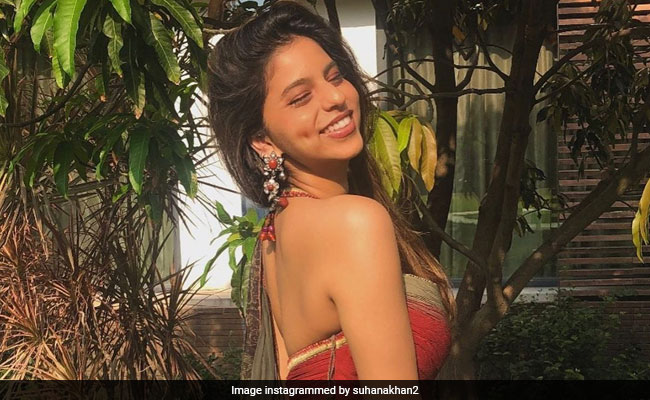 In Powerful Post, Suhana Khan Reveals She's Been Called 'Ugly' Since Age 12