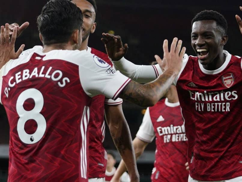 Premier League: Arsenal Strike Late To Beat Wasteful West Ham