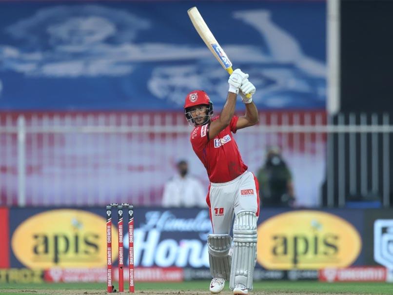IPL 2020, RR vs KXIP: Mayank Agarwal Smashes Maiden IPL Century Off Just 45 Balls