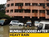 Video : Mumbai Saw One Of The Heaviest Showers Of This Monsoon Season