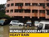 Video : Mumbai Saw One Of The Heaviest Showers Of This Monsoon Season