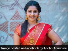 TV Anchor Anushree Questioned By Karnataka Police In Drugs Case
