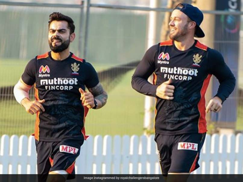 Virat Kohli sets examples and always leads the team: AB de Villiers
