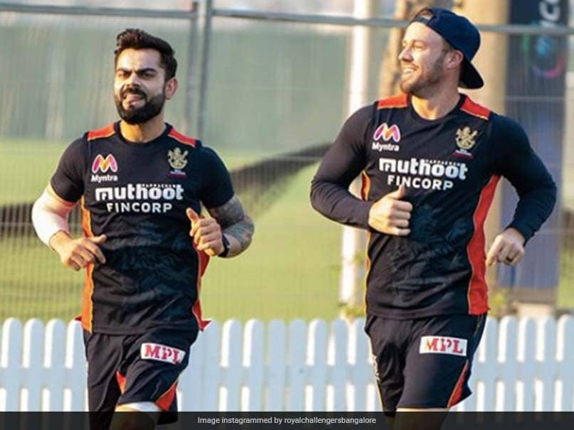 "IPL 2020: Virat Kohli ""Sets Example And Always Leads From The Front,"" Says AB De Villiers"
