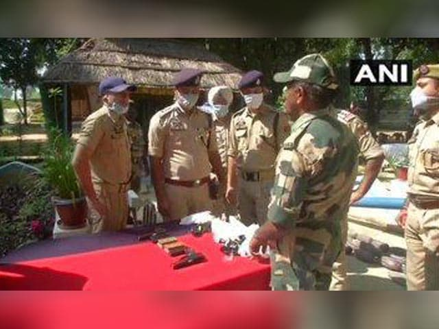 Video : Large Quantity Of Narcotics Seized By BSF Near Border Fence In Jammu