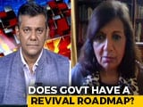 Video : More Lockdowns Won't Help In Economic Revival: Kiran Mazumdar Shaw To NDTV