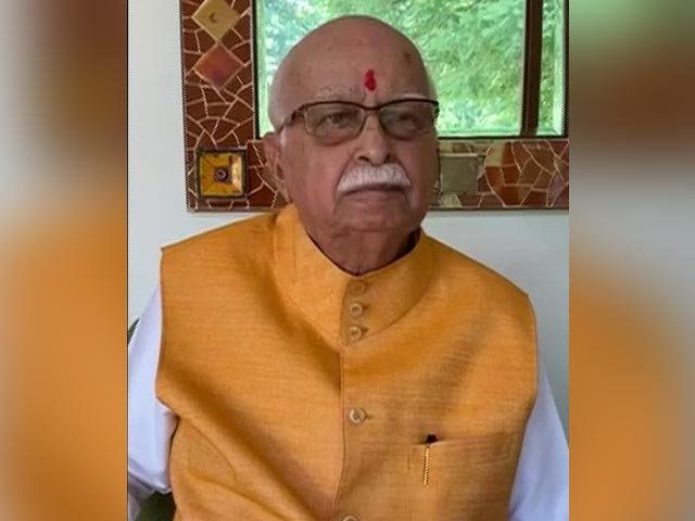 Video : What LK Advani, Acquitted, Said On Babri Demolition Verdict