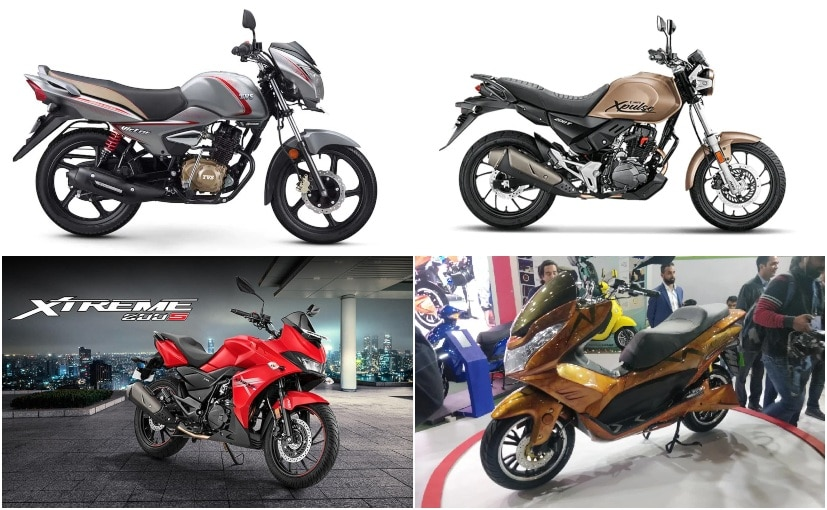 The new offerings include BS6 offerings as well as electric two-wheelers that will go on sale