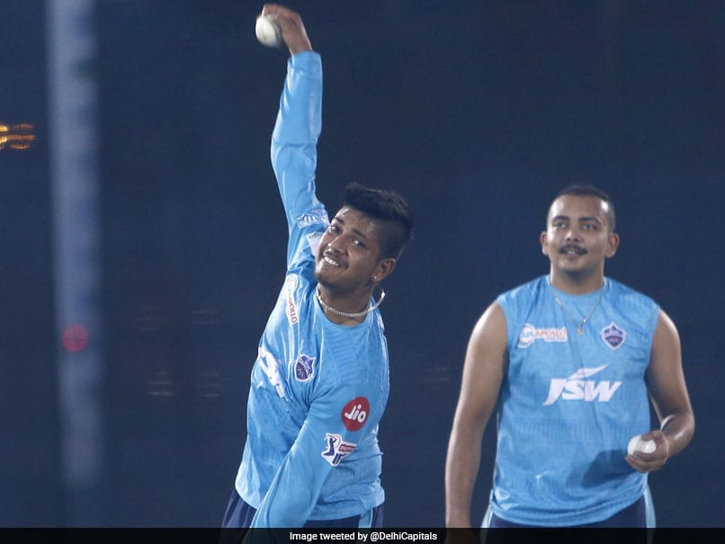 IPL 2020: Delhi Capitals Share Video Of Sandeep Lamichhane Bowling Pace, Spinner Reacts - NDTV Sports
