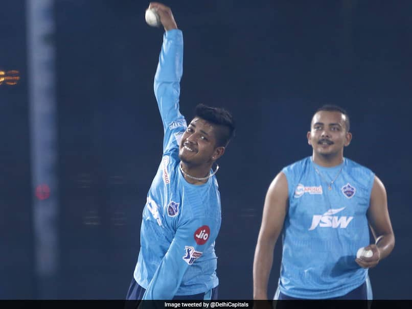 IPL 2020: Delhi Capitals Share Video Of Sandeep Lamichhane Bowling Pace, Spinner Reacts