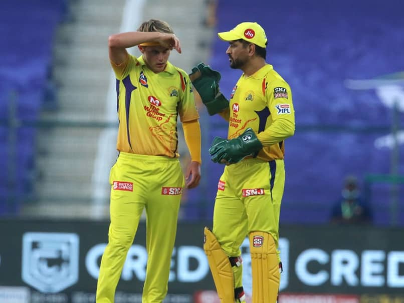 "MS Dhoni Is ""Genius"": Sam Curran On CSK Skippers Decision To Promote Him In Batting Order"