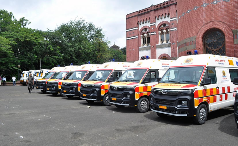 The 51 Tata Winger Ambulances are a part of the larger order placed by the Zilla Parishad