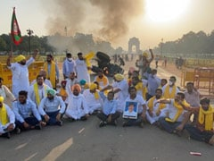 "Will Take ""Legal Action"" Against Farmers Coming To Delhi To Protest: Cops"