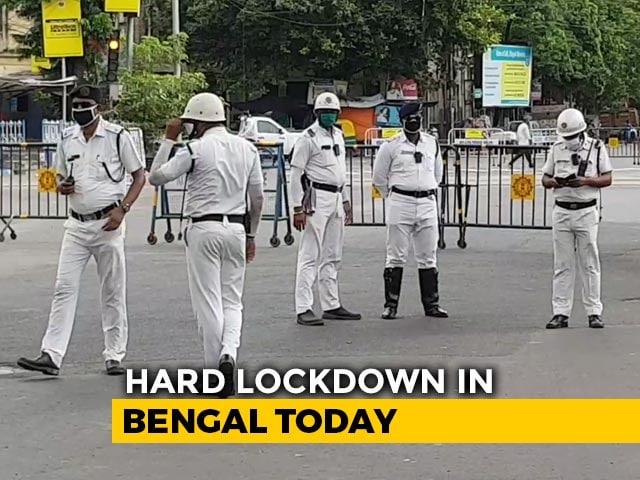 Video: Total Lockdown In Bengal, Metro Rail to Remain Shut