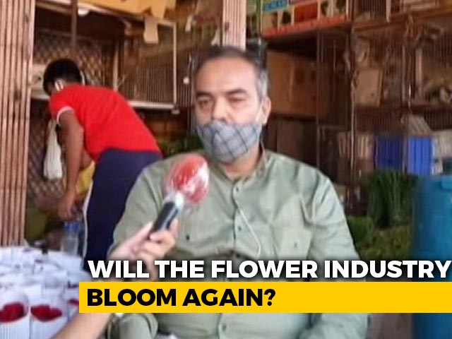 Video : Slump In Domestic Sales, Production Of Flowers