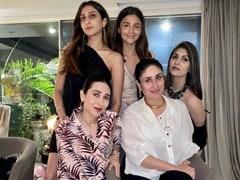 Kareena Kapoor, Karisma Kapoor Celebrate Cousin Riddhima's Birthday With This Giant Chocolate Cake