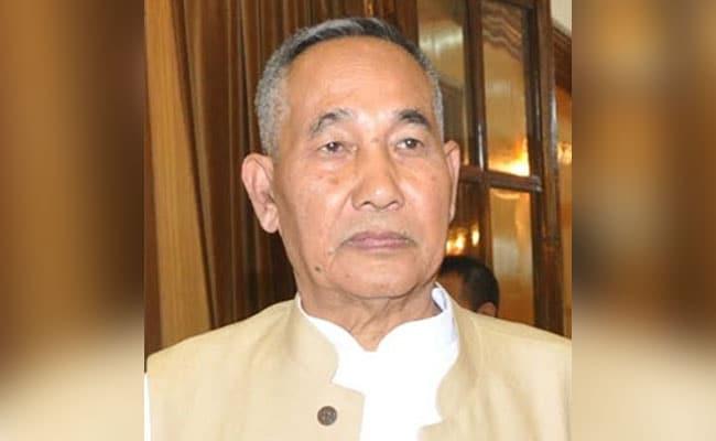 Manipur Deputy Chief Minister Yumnam Joykumar Singh Expelled By BJP's Alliance Partner