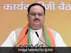 ममता बनर्जी पर BJP अध्यक्ष जेपी नड्डा का निशाना : हिंदू-विरोधी मानसिकता से हो रहा है काम..