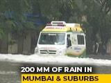 Video : Mumbai Under Siege As Unprecedented Rain Disrupts Life