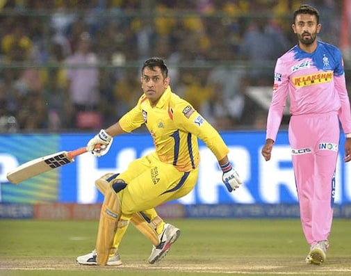 IPL 2020 Rajasthan Royals vs Chennai Super Kings Live Updates