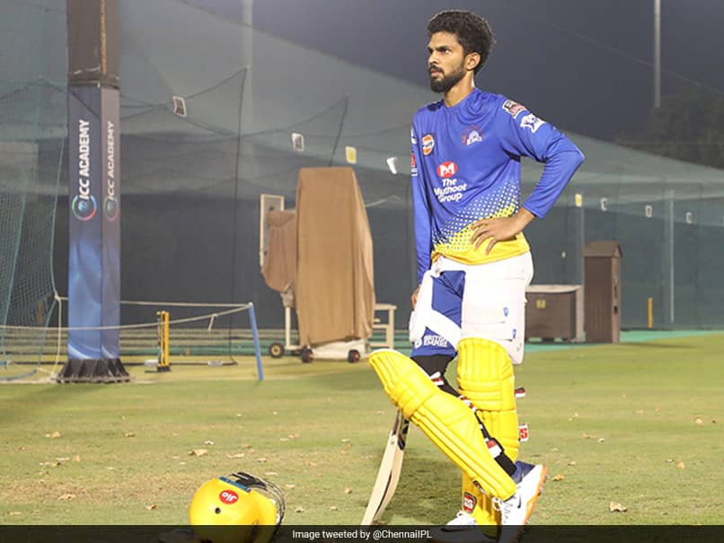IPL 2020: CSKs Ruturaj Gaikwad Joins Squad After Quarantine Ends