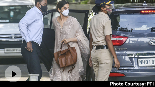 Video | Deepika Padukone Questioned For 6 Hours By Anti-Drugs Agency