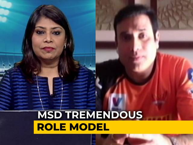 Video : Laxman:  Dhoni Will Be Stress Free, Fans Will Love To Watch Him In IPL13