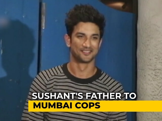 "Video : ""Feel Suicide Out Of Dejection"": Sushant Rajput Father's Statement"