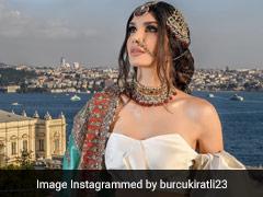 तुर्की सीरियल Ertugrul की एक्ट्रेस ने ट्रेडिशनल अंदाज में करवाया फोटोशूट, वायरल हुई तस्वीरें