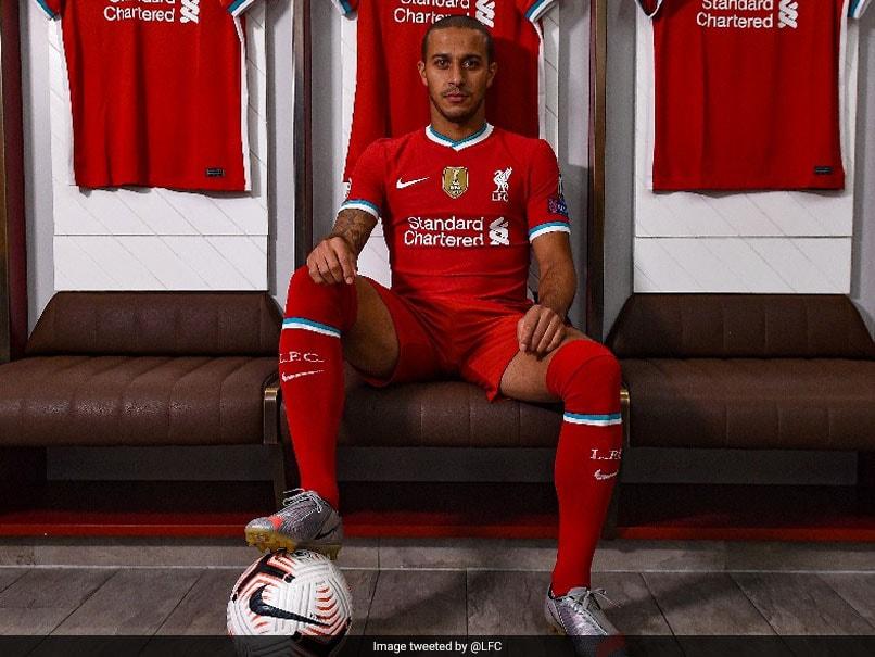 Liverpool close in on £27m deal for Thiago Alcantara