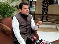"""State-Sponsored Terror"": Devendra Fadnavis On Ex-Navy Officer's Assault"