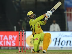 "IPL 2020, RR vs CSK: ""Needed A Very Good Start,"" Says MS Dhoni As Chennai Super Kings Go Limp In 217-Run Chase"