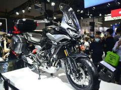 Zongshen Unveils Cyclone RX6 Adventure Bike With Norton 650 cc Engine