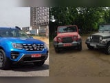 Video : Renault Duster Turbo Petrol, Mahindra Thar: Old Vs New