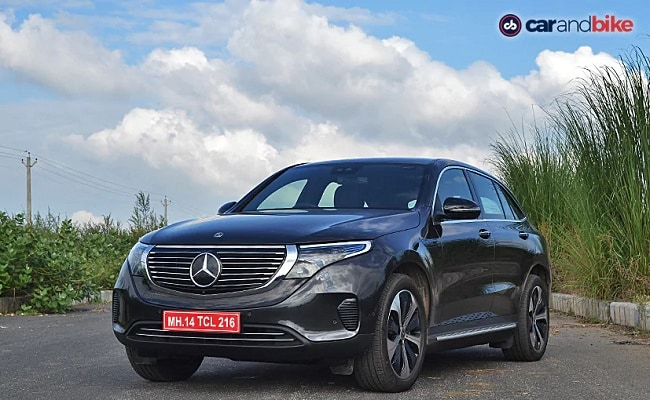 Mercedes EQC Sold Out In India; Second Batch Of Cars Coming Soon